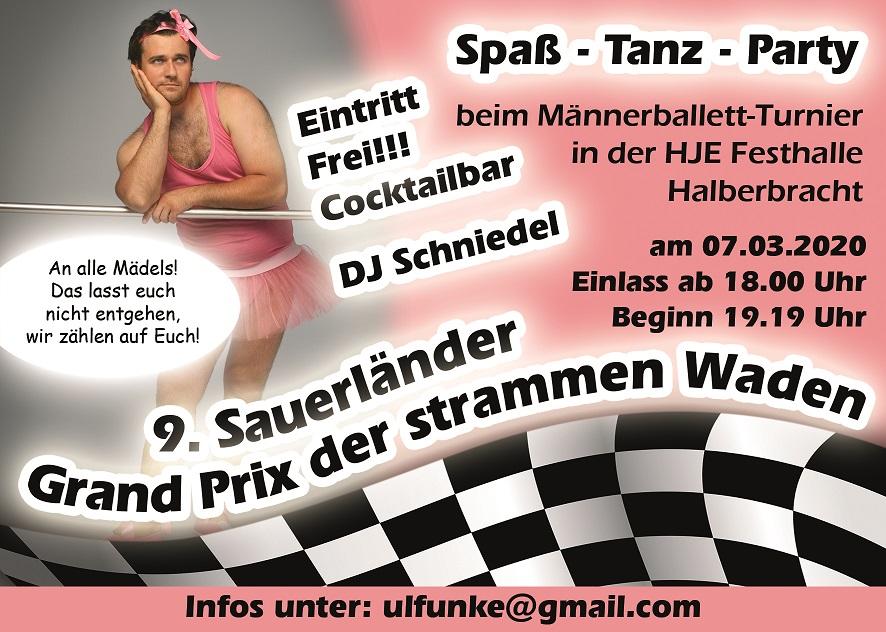 9. Sauerländer Grand Prix der strammen Waden